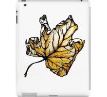 maple leaf iPad Case/Skin