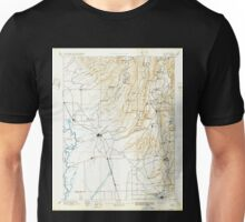 USGS TOPO Map California CA Chico 299274 1895 125000 geo Unisex T-Shirt