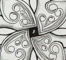 Zendala, Mandala Of Soft Pedals Sticker