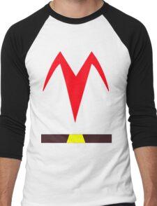 Speed Racer Racer X Style Men's Baseball ¾ T-Shirt