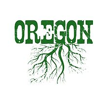 Oregon Roots by surgedesigns