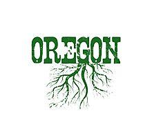 Oregon Roots Photographic Print