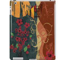 Traditional Japanese landscape iPad Case/Skin