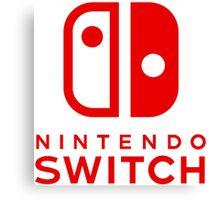 Nintendo Switch New Console Canvas Print