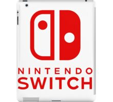 Nintendo Switch New Console iPad Case/Skin