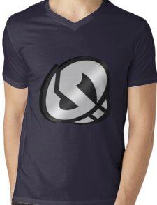 Team Skull Grunt Mens V-Neck T-Shirt