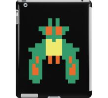 Space Bug Classic 80s Arcade  iPad Case/Skin