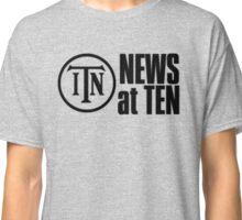 ITN News at Ten Classic T-Shirt