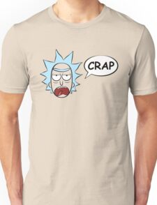 Rick and Morty: Rick Says Crap Unisex T-Shirt