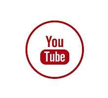 Youtube Photographic Print