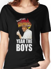 Russell Coight - Yeah Boys Women's Relaxed Fit T-Shirt