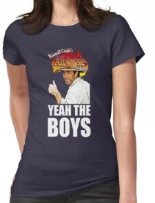 Russell Coight - Yeah Boys Womens Fitted T-Shirt