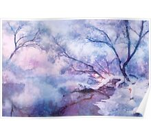 Winter fairy tale Poster