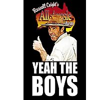 Russell Coight - Yeah Boys Photographic Print