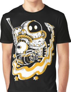 Skelenaut 2: Spooky Frontier Graphic T-Shirt