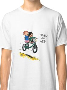 Eleven and Mike Classic T-Shirt