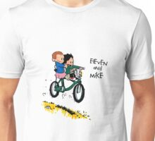 Eleven and Mike Unisex T-Shirt