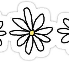 Life Is Good Flowers Sticker