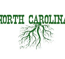 North Carolina Roots by surgedesigns