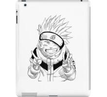 NARUTO: Naruto Kakashi Impression  iPad Case/Skin