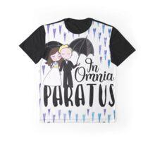 In Omnia Paratus Graphic T-Shirt