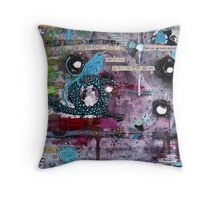 About Birdsong Throw Pillow
