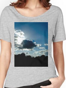 sunny clouds Women's Relaxed Fit T-Shirt