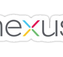 Nexus Sticker