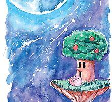 Kirby's Dreamworld by MeepAndMushrat