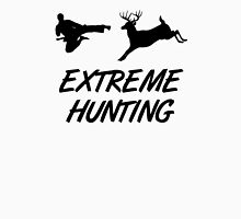 Extreme Hunting Karate Kick Deer Unisex T-Shirt