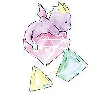 Wee Spyro's Gems by MeepAndMushrat