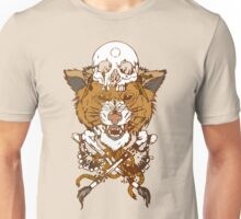Sabertooth Tiger Unisex T-Shirt
