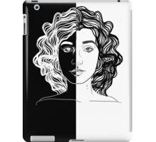 Contrast iPad Case/Skin