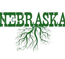Nebraska Roots by surgedesigns
