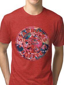 starbucks coffee 2 Tri-blend T-Shirt