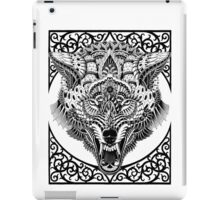 Wolf Head iPad Case/Skin