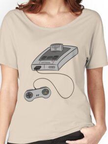 SNES - SUPER NINTENDO Women's Relaxed Fit T-Shirt