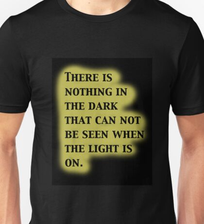 Twilight Zone Quote Unisex T-Shirt