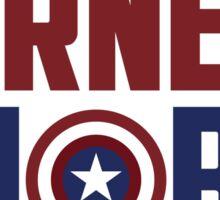 Stucky: Barnes and Noble Parody Logo Sticker
