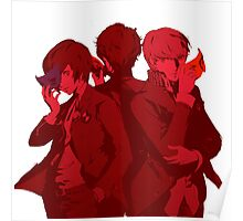 Persona Protagonists  Poster