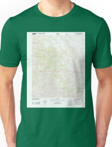 USGS TOPO Map California CA Branch Mountain 20120323 TM geo Unisex T-Shirt