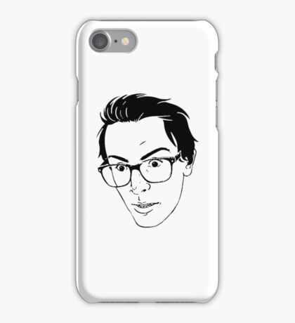 idubbbz siluet iPhone Case/Skin
