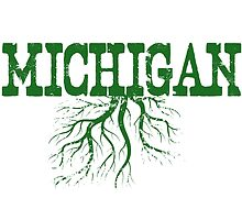 Michigan Roots by surgedesigns