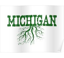 Michigan Roots Poster