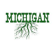 Michigan Roots Photographic Print
