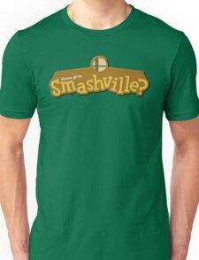 Wanna go to Smashville? Unisex T-Shirt