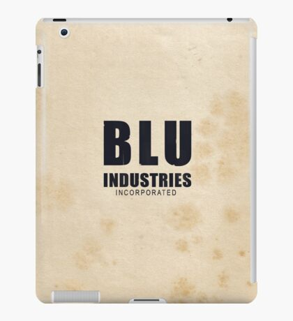 BLU INDUSTRIES: Team Fortress 2 iPad Case/Skin