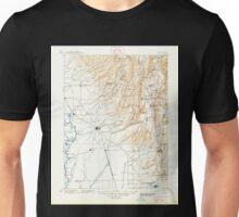 USGS TOPO Map California CA Chico 297079 1895 125000 geo Unisex T-Shirt