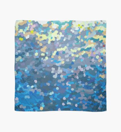 Beneath- Dotted Image Series Scarf