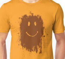 Smiley Mud Face Unisex T-Shirt